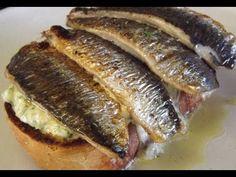 (15) How To Prepare And Cook Sardines.Cornish Sardines. - YouTube