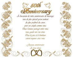 carte invitation anniversaire 50 ans de mariage gratuite à imprimer 58 Best carte d'invitation images | Invitations, Birthday cards to