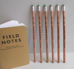 Field Notes Pencils