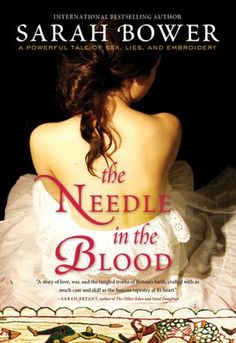 Needle in the Blood by Sarah Bower.  My next new read! :)