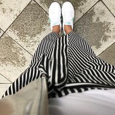 At least it's warm rain! My Outfit, Rain, At Least, Stripes, Pants, Outfits, Fashion, Rain Fall, Trouser Pants