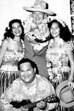 'the duke' in hawaii
