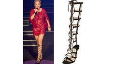 Celeb Fashion Finds: Pumps, Sandals and Accessories | Rita Ora