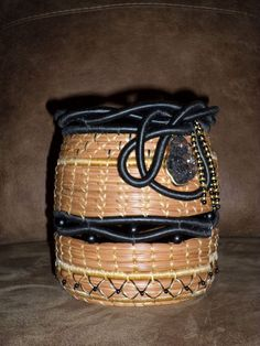 Pine Needle Baskets Lillian Larsen