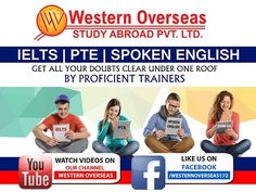 IELTS - PTE - Spoken English Preparation (Western Overseas)