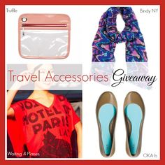 Win this Travel Accessories Gift Pack!