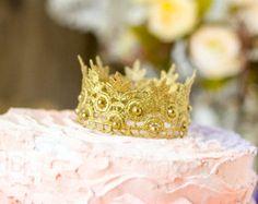 lace crown – Etsy ES