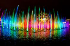 The best places for viewing World of Color, plus tips for better photos of the show!