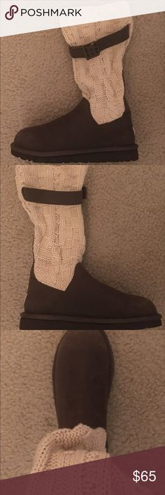 Girls Ugg Boots NWOT Never worn. Size 4 in girls or size 6 in women's. UGG Shoes Boots