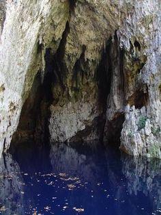 Underground River Exploring