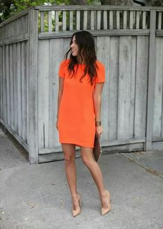 Tubinho laranjado