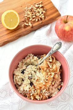 Acai Bowl, Oatmeal, Granola, Breakfast, Food, Bircher Muesli, Eat Clean Breakfast, Apple, Bakken