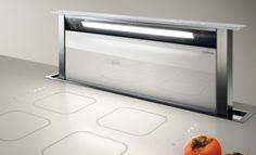 Extractores de cocina de diseño