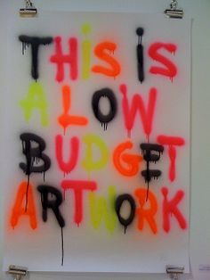 Olivier Kosta-Théfaine at the Bridge Art Fair Graffiti Artwork, Graffiti Bedroom, Wow Art, Art Fair, Urban Art, Wall Collage, Oeuvre D'art, Collages, Art Inspo