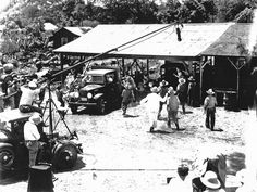 """Still photography from the movie White Heat (working title Cane Fire) by William Senda on location at Waimea, Kauai in 1933. Directed by Lois Weber  In the TCM """"ELEPAIO"""" Collection"""