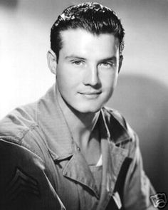 Actor Sgt George Reeves US Army Air Force (Served 1943-1946) Short Bio: In 1943, Reeves landed his first starring role in the box office hit So Proudly We Hail!, in which he played a wounded World War II soldier who falls in love with costar Claudette Colbert.  Shortly after the film's release, Reeves put his career on hold to enlist in the army. Joining the Special Theatrical Unit of the U.S. Army Air Corps, he appeared in several training films.