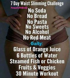 CHALLENGE: How to lose 60 lbs in 6 months Tag a friend who is looking for one!