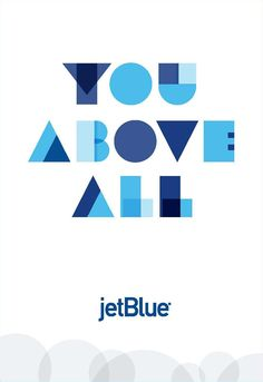 You Above All - JetBlue