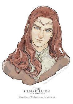 Maedhros. I love this guy
