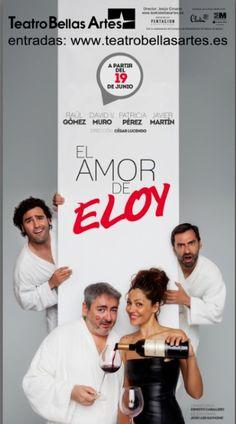 VÍDEO ENTREVISTAS - EL AMOR DE ELOY - TEATRO BELLAS ARTES - Teatro - Planeta28