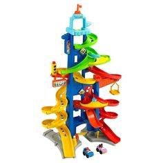 Fisher Price Little People City Skyway image-6