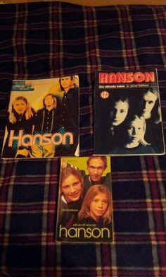 My Hanson Book