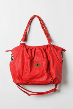 I love red purses