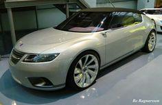 Saab Concepts & Prototypes The Saab 9 X C Concept