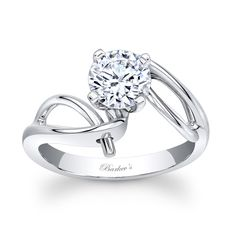Barkev's Solitaire Ring - 7829L