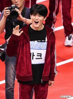 Mark Lee, Nct 127 Mark, Lee Min Hyung, Canadian Boys, Watermelon Baby, Thing 1, Kpop, Korean Star, Jaehyun