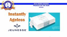 Product of the year 2014 #jeunesse #instantlyageless