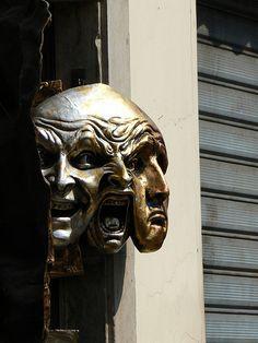 Paper mache mask in Firenze                                                                                                                                                                                 More
