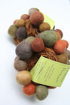 Be Sweet Bubble Ball Yarn - African Autumn
