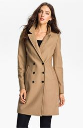 Ted Baker London Double Breasted Coat