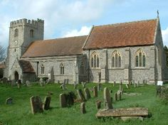 Midsomer Murders locations - Lewknor, Oxfordshire