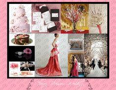 Cherry Blossom Wedding Inspiration #Cherryblossom #Wedding #cherryblossomwedding