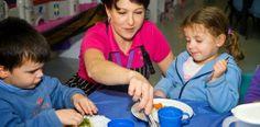 Healthy Eating Activities For Children
