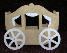 DIy Fairytale carriage box by hilemanhouse on Etsy, $2.25