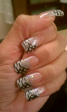 Nail art by Cindy Giel DeLacy