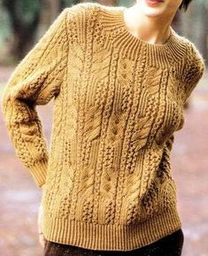 Easy Knitting Patterns for Beginners - How to Get Started Quickly? Knitting Stiches, Cable Knitting, Easy Knitting Patterns, Hand Knitting, Jumper Designs, Tatting Lace, Knit Fashion, Pulls, Knit Crochet