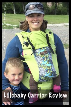 LilleBaby COMPLETE Organic Designer, All Seasons Reviews | Tales of a Mountain Mama
