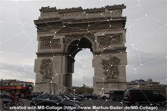 Create Collage, George Washington Bridge, Basic Colors, Paris, Gallery, Pictures, Image, Photos, Montmartre Paris