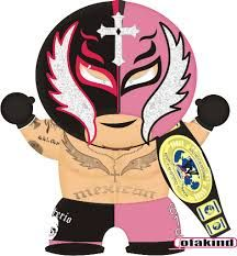 Image result for rey mysterio pink