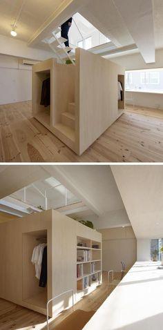 Torafu Architects. Casa en Megurohoncho. http://www.interioresminimalistas.com/2012/02/09/vivienda-minimalista-unifamiliar-en-megurohoncho-por-torafu-architects/