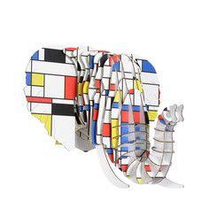 Eyan Jr Elephant Trophy Grid, $40, now featured on Fab.
