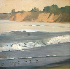 Sunday Morning, Meredith Brooks Abbott; 2014; Oil on canvas
