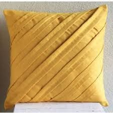 Resultado de imagem para yellow pillows