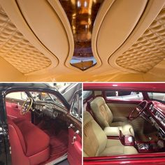 Auto Upholstery - The Hog Ring - Custom Headliner. 10 Cool Custom ...