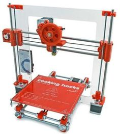 Get all the necessary components to mount it in just one kit. See the complete Bill of Materials here. 3d Printer Kit, 3d Printer Designs, 3d Printer Projects, Laser Printer, Arduino Cnc, Plastic Components, Diy 3d, Homemade 3d Printer, Gadgets And Gizmos