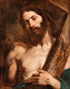 Anthony van Dyck, Christ Carrying the Cross